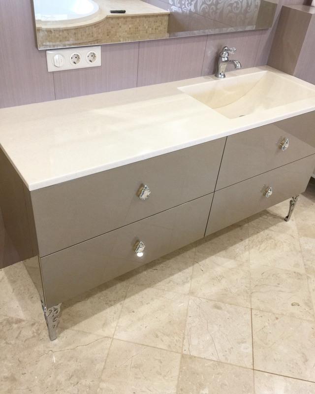 Мебель для ванной комнаты-Мебель для ванны «Модель 45»-фото3