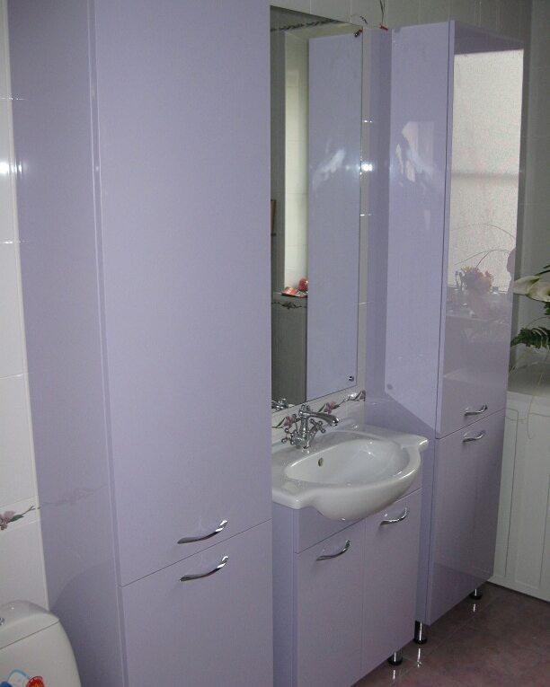 Мебель для ванной комнаты-Мебель для ванной «Модель 12»-фото1