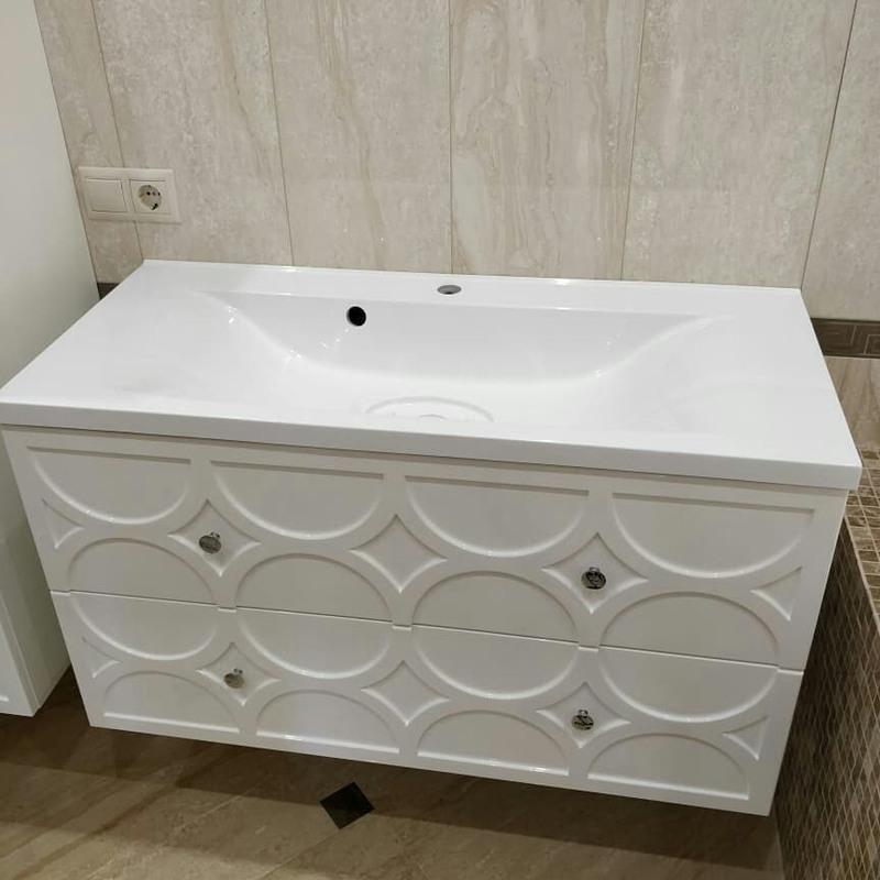 Мебель для ванной комнаты-Мебель для ванны «Модель 46»-фото3