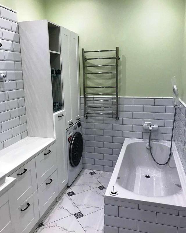 Мебель для ванной комнаты-Мебель для ванной «Модель 9»-фото2