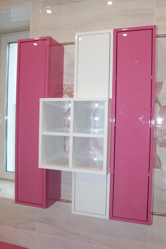 Мебель для ванной комнаты-Мебель для ванной «Модель 84»-фото4