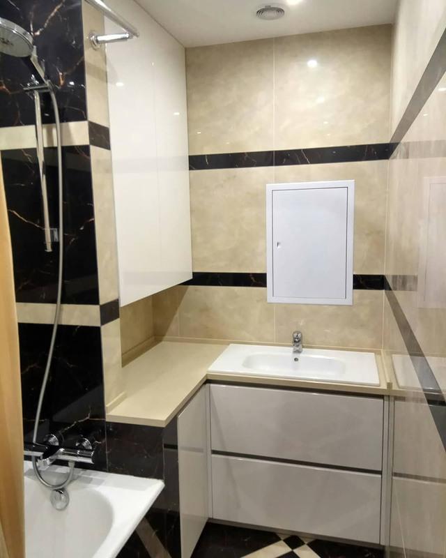 Мебель для ванной комнаты-Мебель для ванной «Модель 85»-фото3