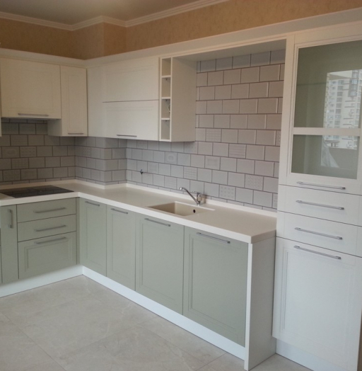 -Кухня МДФ в эмали «Модель 277»-фото10