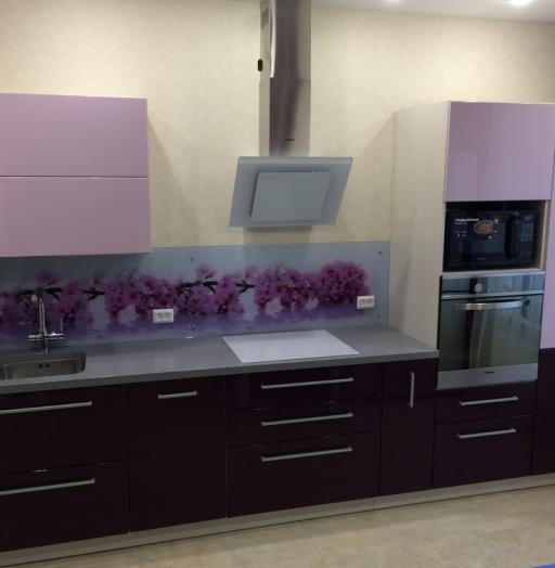 -Кухня из пластика «Модель 110»-фото11