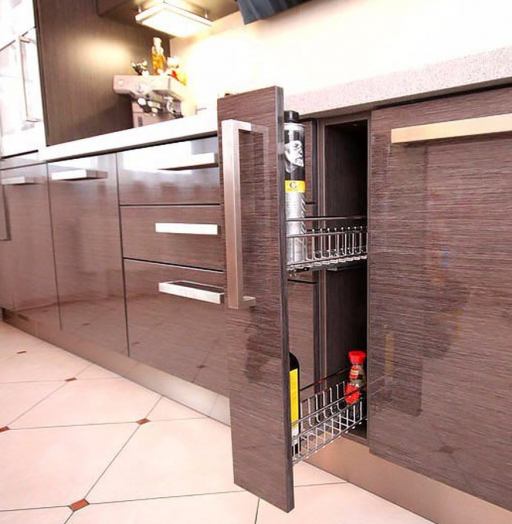 -Кухня МДФ в ПВХ «Модель 116»-фото4