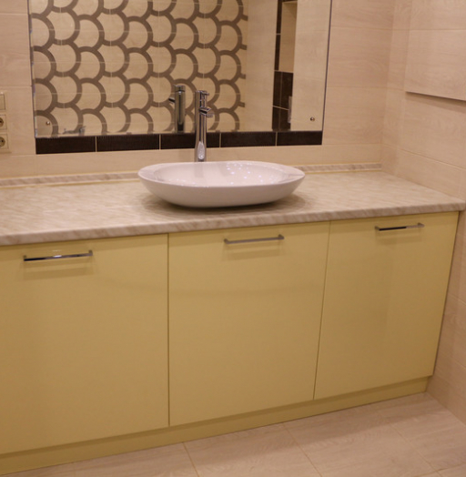 Мебель для ванной комнаты-Мебель для ванной «Модель 76»-фото4