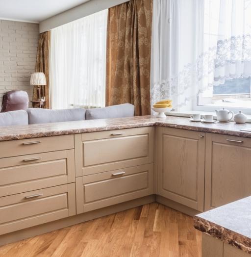 -Кухня из массива дуба «Модель 403»-фото19