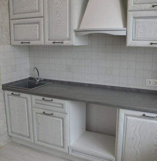 -Кухня их массива «Модель 427»-фото24