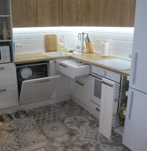 -Кухня из ЛДСП «Модель 346»-фото11