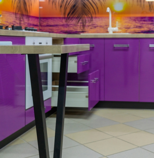 -Кухня МДФ в ПВХ «Модель 45»-фото12